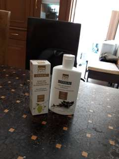 Cytolac Cleansing Gel and Blemish Cream From France