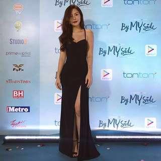 Josephine Yap Evening Dress