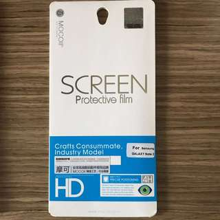 Samsung Note2保護貼