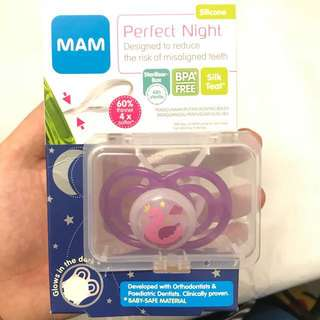 Mam pacifier perfect night
