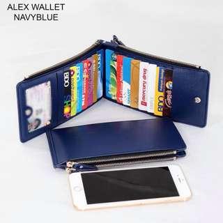 Alex Long Wallet