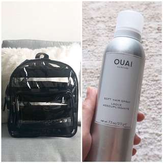 Ouai + Sephora Bag (Both for RM100)