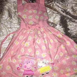 Peppa Pig Dress SZ3