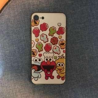 包郵 iPhone 7 Elmo 電話軟殼