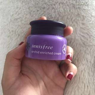 innisfree orchid enriched cream (20ml)
