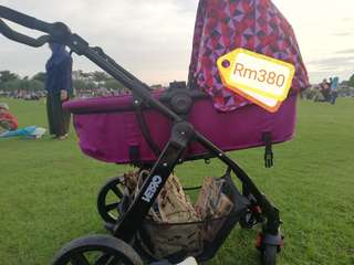 Stroller Sweet Cherry Vetro without car seat