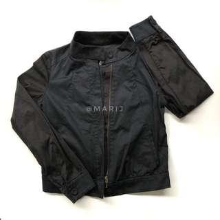 (Size XS) Mango Light Jacket - Black