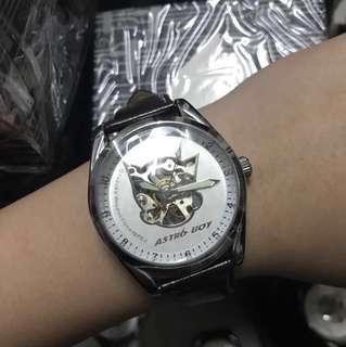 有瑕疵阿童木機械手錶 看圖