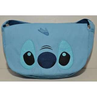 Tokyo Disney Store - Stitch & Lilo 史迪仔 旅行袋 斜咩袋 斜揹袋 斜孭袋