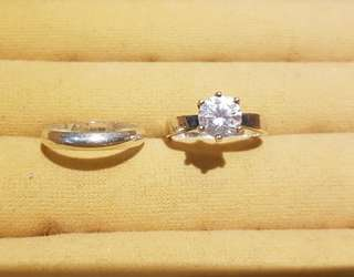 Unisilver size 5 Rings