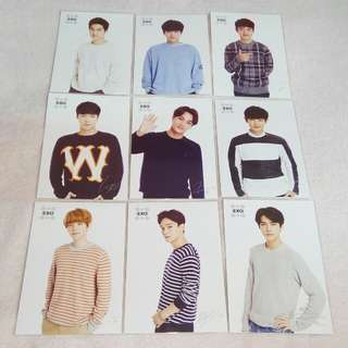 EXO Photocard Official