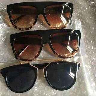 Celine style sunglasses