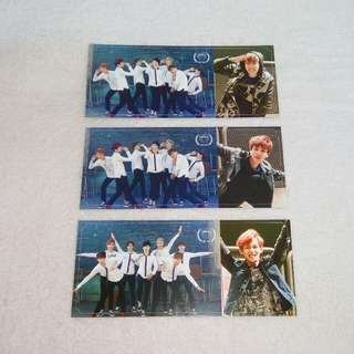 BTS Photocard Official