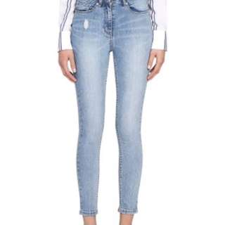 Camilla and Marc Stevie crop skinny jeans size 27