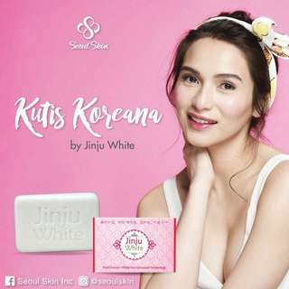 Seoul skin Jinju White Soap