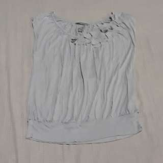 pre-loved h&m blouse