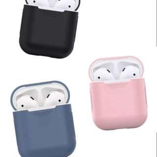 aiqpods矽膠保護套 apple iphone 耳機