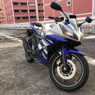 Yamaha R15 V2 COI