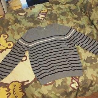 男裝橫間冷衫 (日本購)