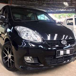 Perodua Myvi 1.3 Auto Limited Edition 2011