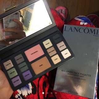 BRAND NEW Lancome All-Over Face Palette