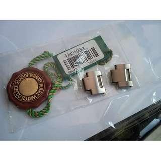 勞力士 Rolex 鋼 錶帶 (錶帶闊約14mm)
