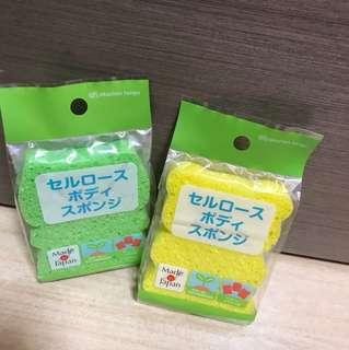 日本製-(BB)海棉