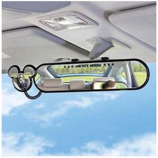 Mickey Mouse Rearview Mirror