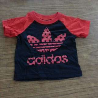 4 Style T-shirt up to 5y