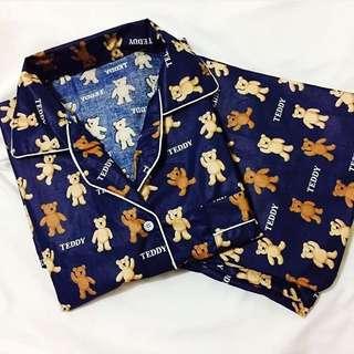 (NEW) Teddy Pajamas 🐻