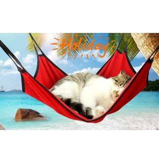 *RESTOCK* PET CAT / PUPPY HAMMOCK HANGING BED SWING