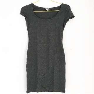 Slimfit mini dress