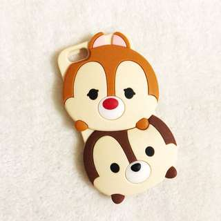 Case Iphone 6 / 6s Chip and Dale Silicone Case