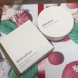 Innisfree Long Wear Cushion Case only - BNIB