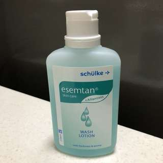 Esemtan wash lotion