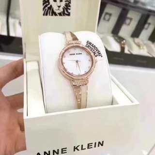 Anne Klein 白色瓷釉半手鐲 🇺🇸美國品牌