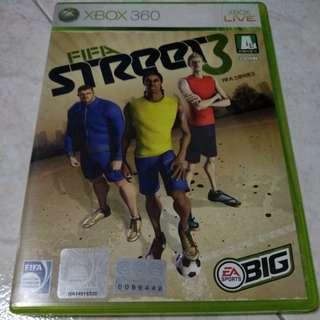 Xbox 360 - FIFA Street 3