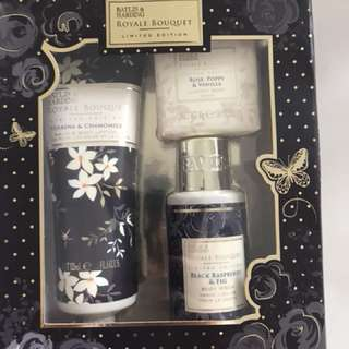 Sasa body gift set