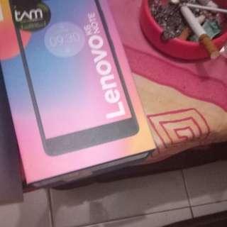 Lenovo k6 note lengkap minus virtual kit