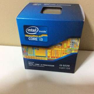 Intel Core i3 Processor LGA 1155 ( Brand New Sealed )