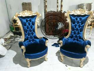 Kursi Klasik Custome NZ Furniture