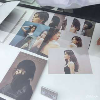 Taeyeon persona postcard set