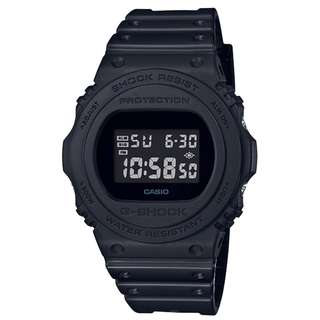 CASIO G-SHOCK DW-5700 series DW-5750E 全黑色 GSHOCK DW5750E