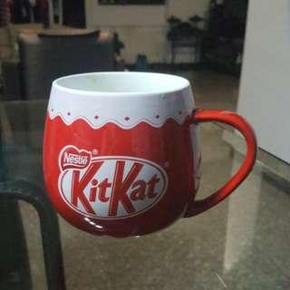 Kit kat coffee mug