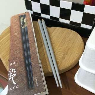 日本銀座手做筷子