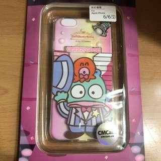 全新Sanrio 水怪Hangyodon Limited Edition IPhone 6/6s 電話軟殼