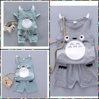 Boys 2 pieces set