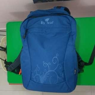 Camera bag backpack (Blue)