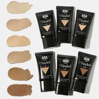 🆕 BB Cream. Skin Perfecting Colour Correcting Vegan US Cruelty-free Cosmetic Foundation Makeup AOA Studio