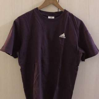 Adidas T shirt - Purple